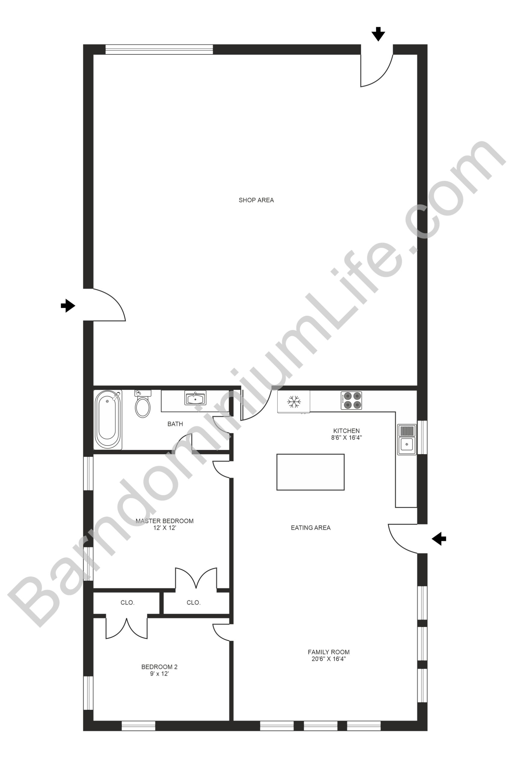 The 5 Best Barndominium Shop Plans With Living Quarters,What Do Different Discharge Colors Mean