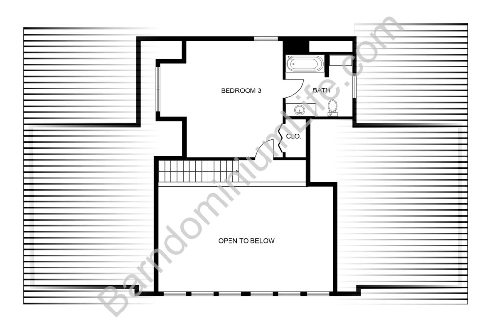 2 story barndominium floor plan