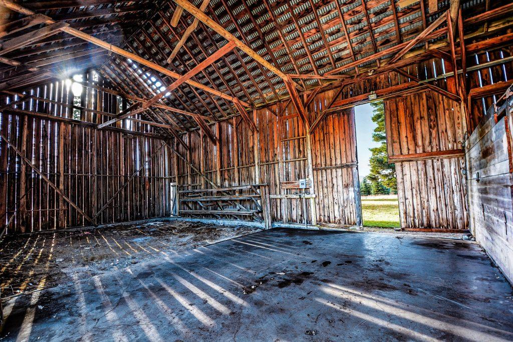 framework for building a barndominium