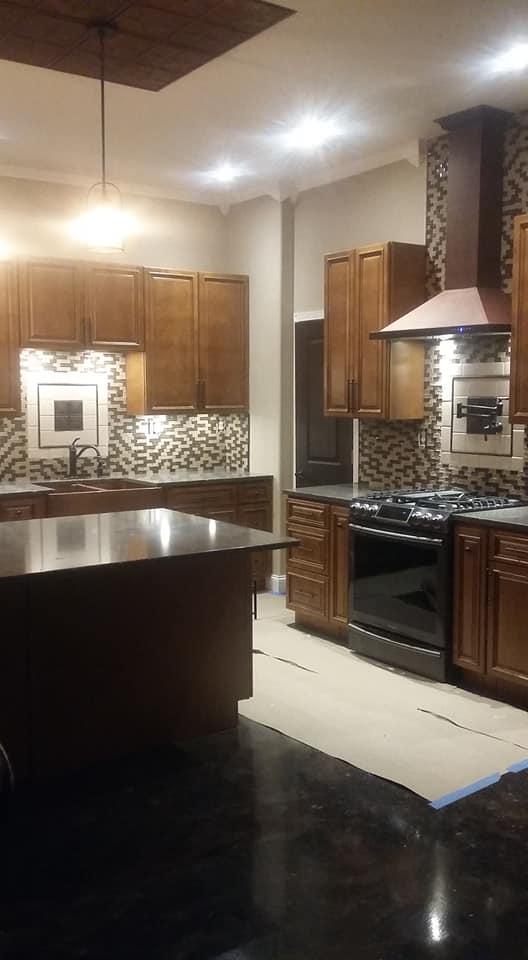 kansas barndominium kitchen
