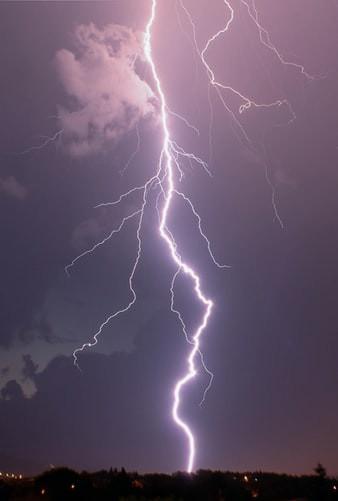 lightning doesnt affect a barndominium