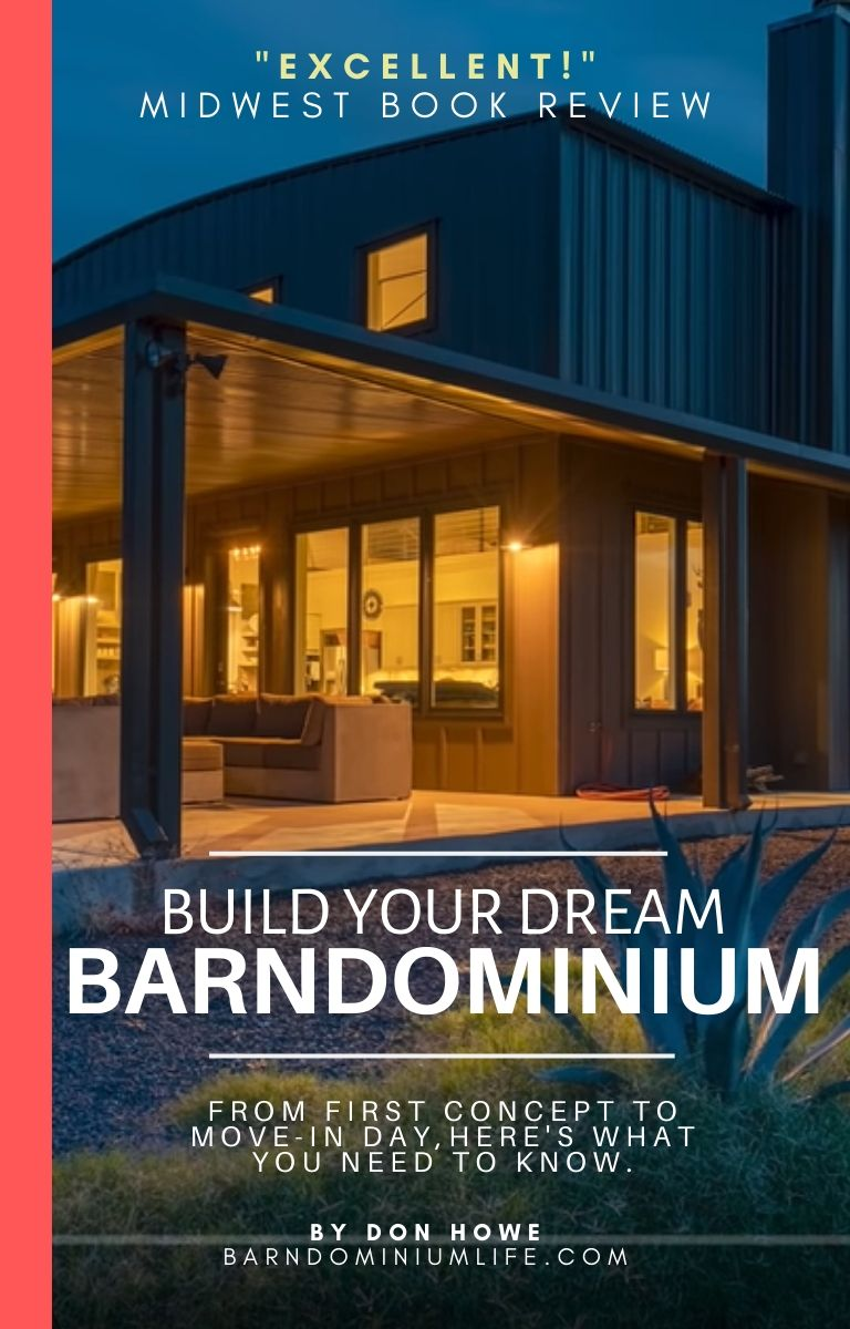 barndominium ebook cover
