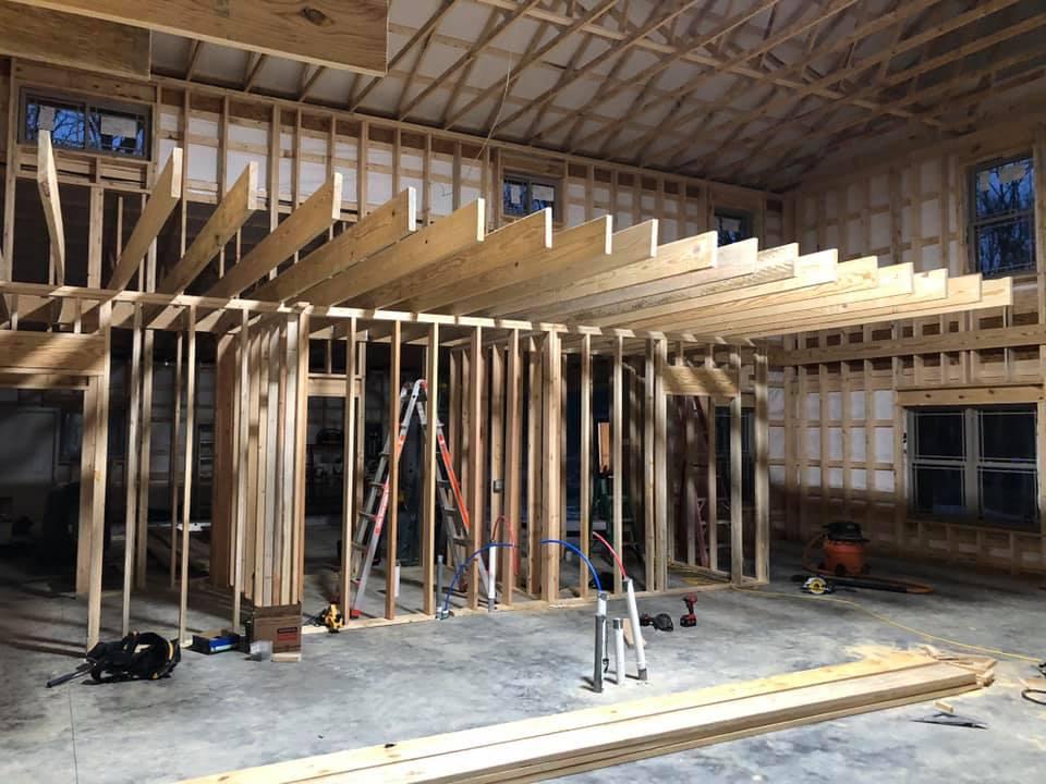 building a barndominium