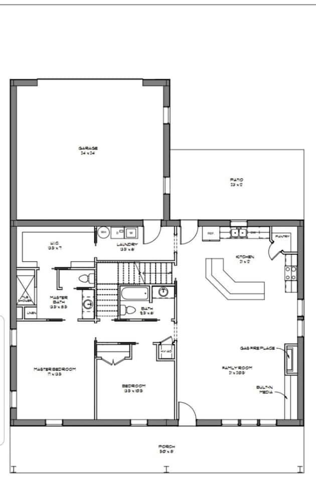 barndominium floor plans with loft