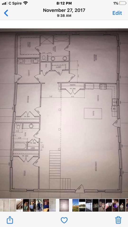 Brookhaven Barndominium