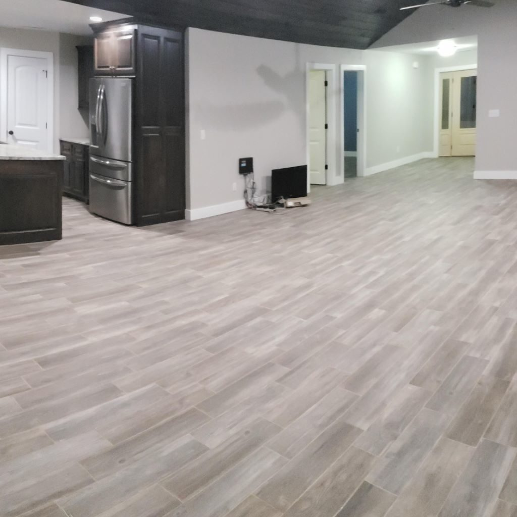 Carroll Family 3-Bed 2.5-Bath Tennessee Barndominium indoor