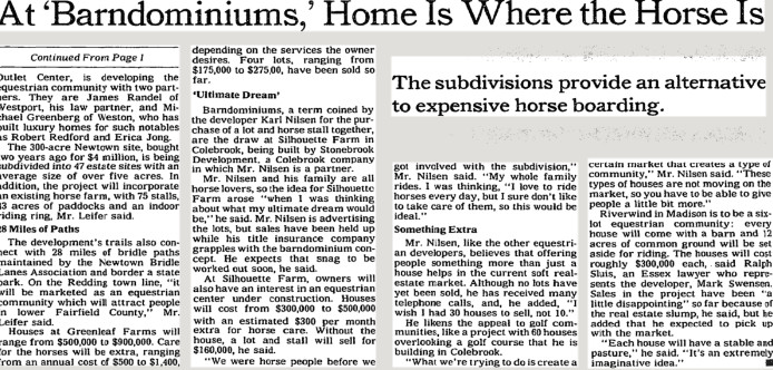 barndominium in the new york times continued