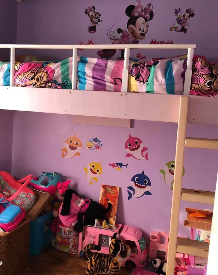 Missouri Barndominium kid's bunk bed