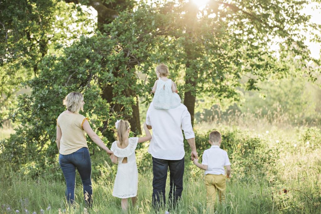 family for a barndominium