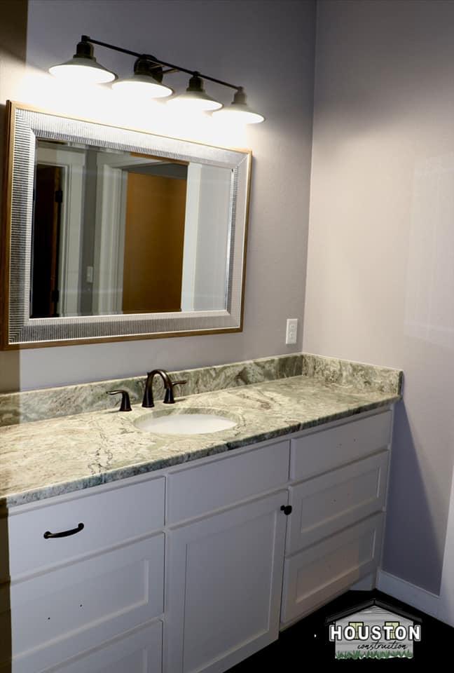 Rosebud Barndominium Bathroom 2