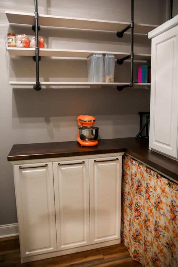 Athens Georgia Barndominium utility room