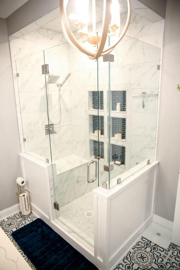 Athens Georgia Barndominium bathroom