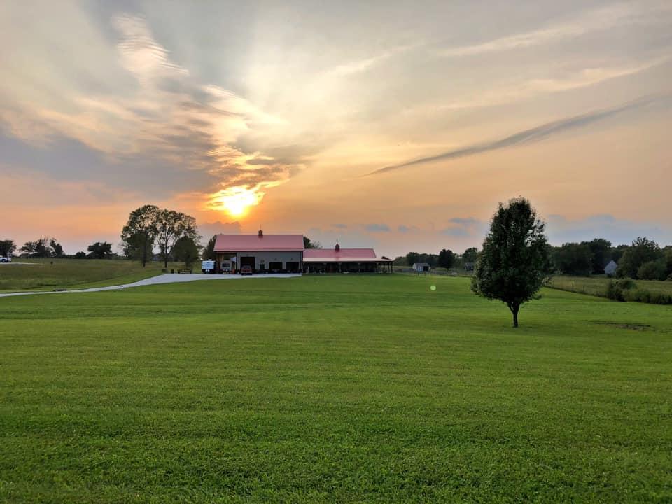 Missouri Barndominium view