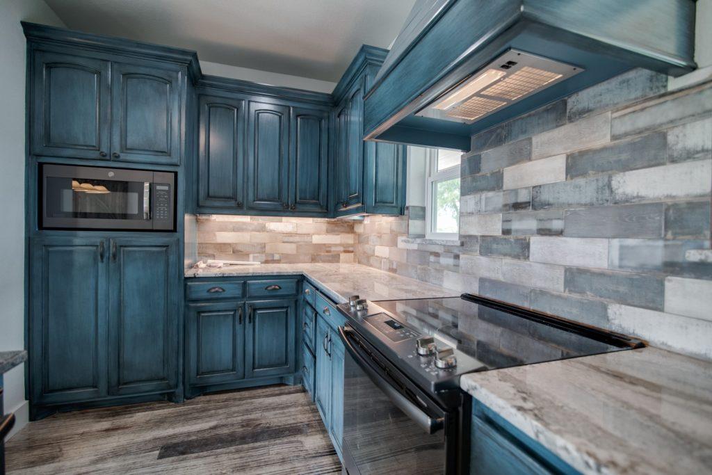 Boyd Texas Barndominium appliances