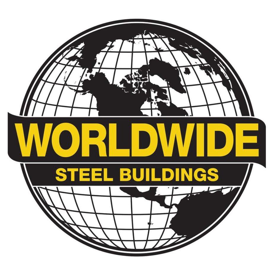 worldwide steel buildings logo
