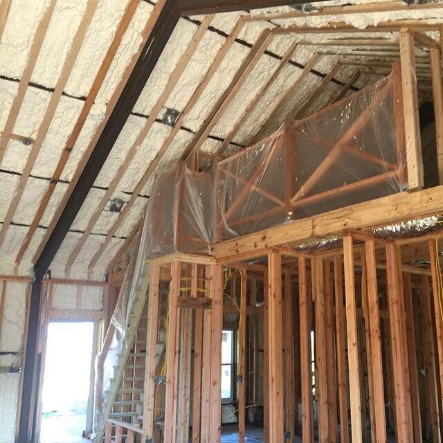 insulation for barndominium