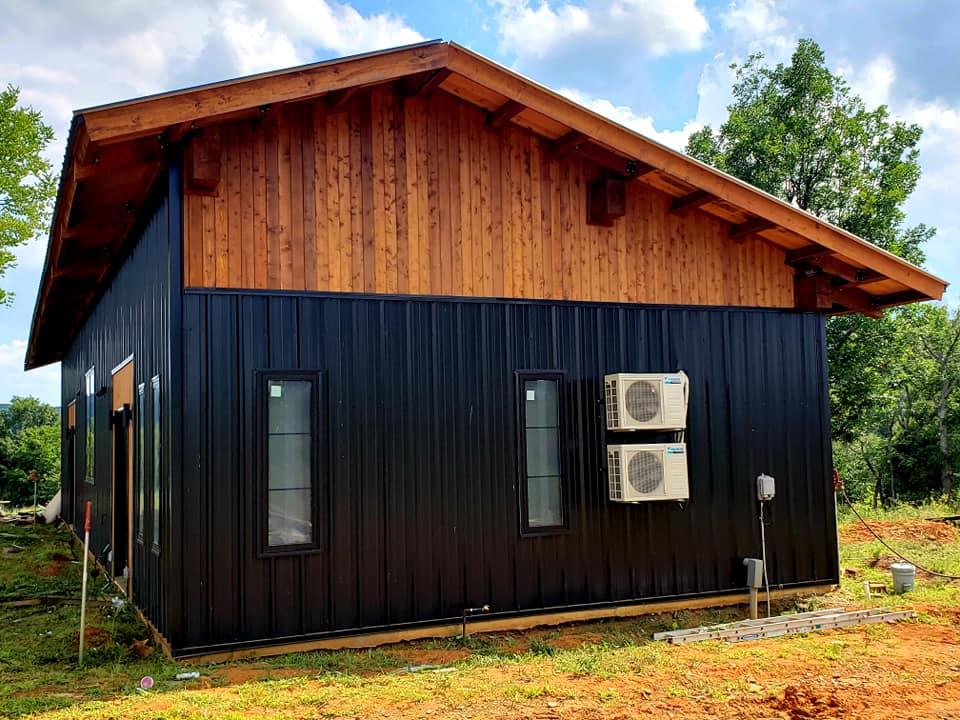 Modern Farmhouse Barndominium