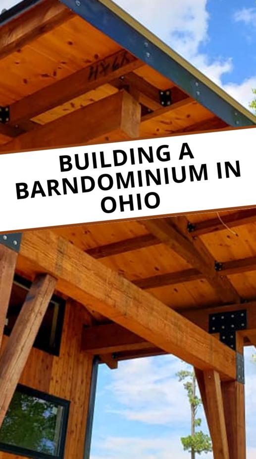 Building a Barndominium in Ohio