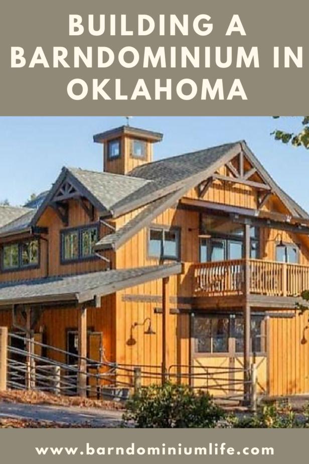 Building a Barndominium in Oklahoma