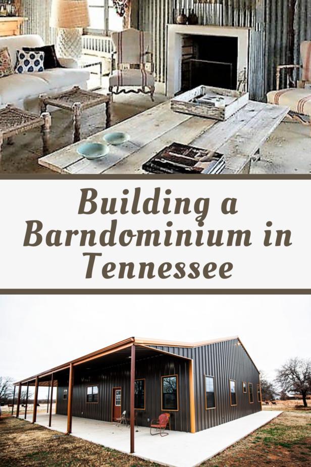 Building a Barndominium in Tennessee