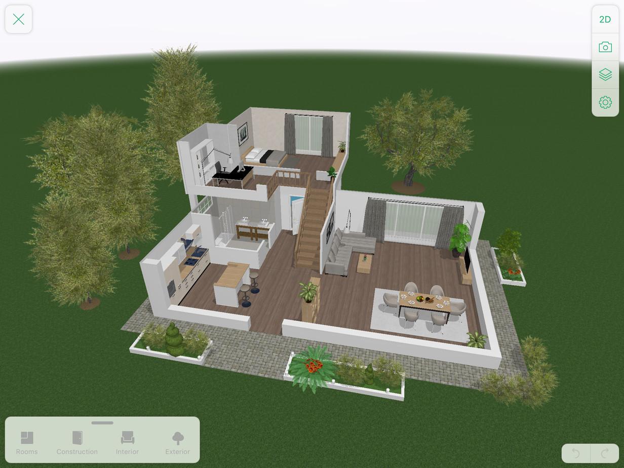 planner 5d barndominium design software