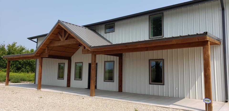 Pole Barn Home Vs Barndominium Which, Can You Put A Basement Under Pole Building