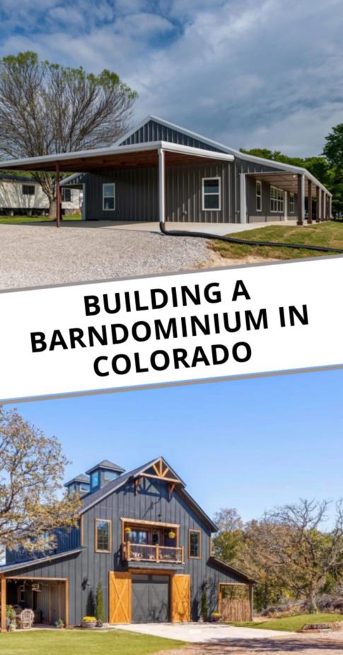 Building a Barndominium in Colorado