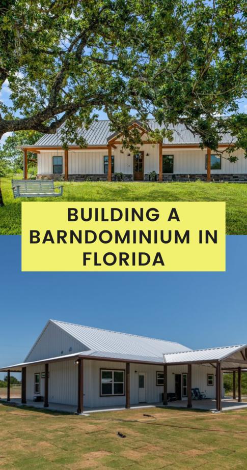 Building a Barndominium in Florida