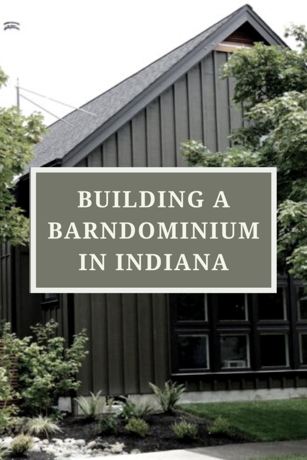 Building a Barndominium in Indiana