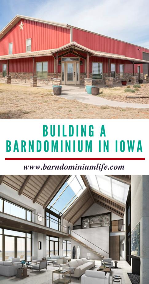 Building a Barndominium in Iowa