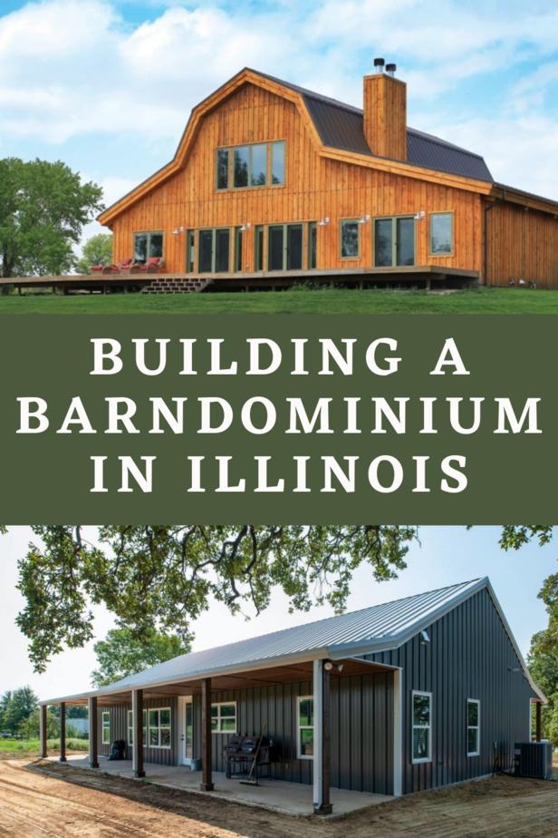 Barndominium in Illinois