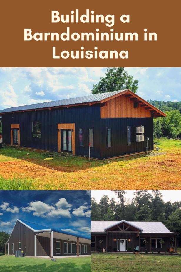 Barndominium in Louisiana