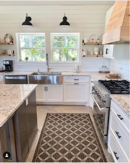 Charlotte NC Barndominium Kitchen Sink