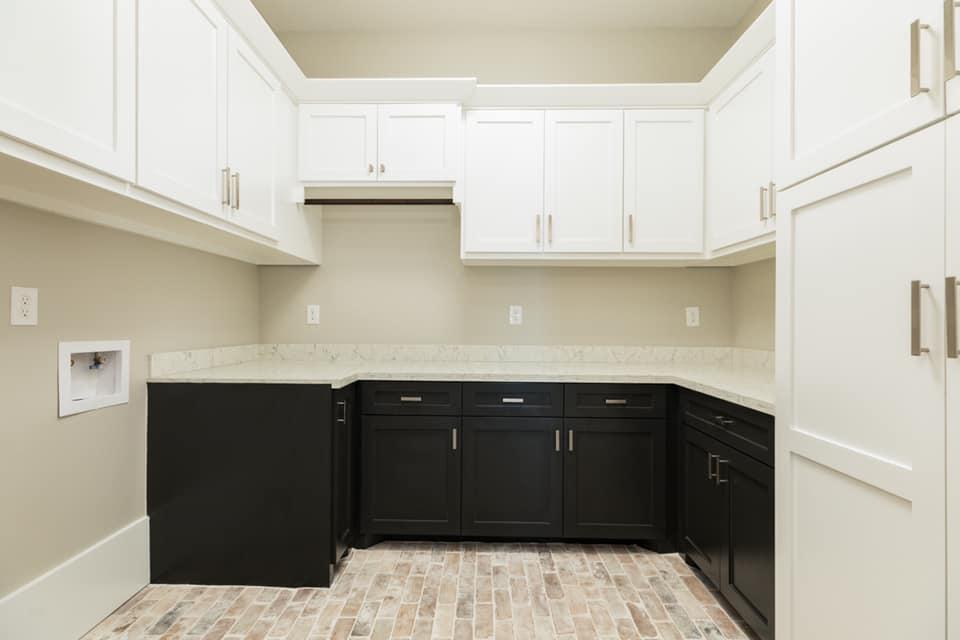 Houston Texas Barndominium Kitchen Walk-In Pantry
