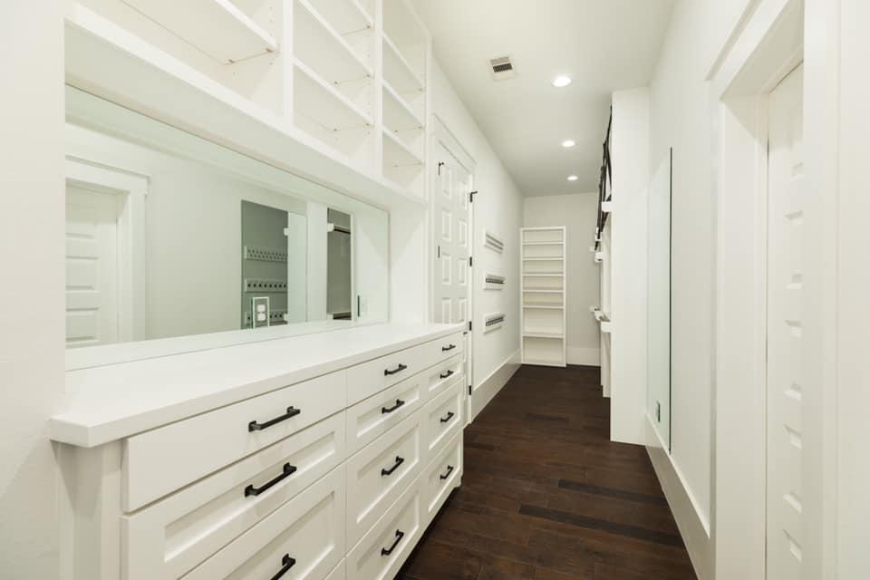 Houston Texas Barndominium Utility Room