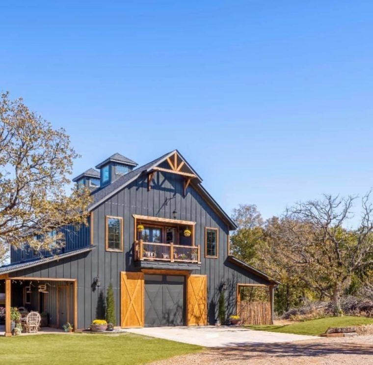 top places to build a barndominium Oklahoma