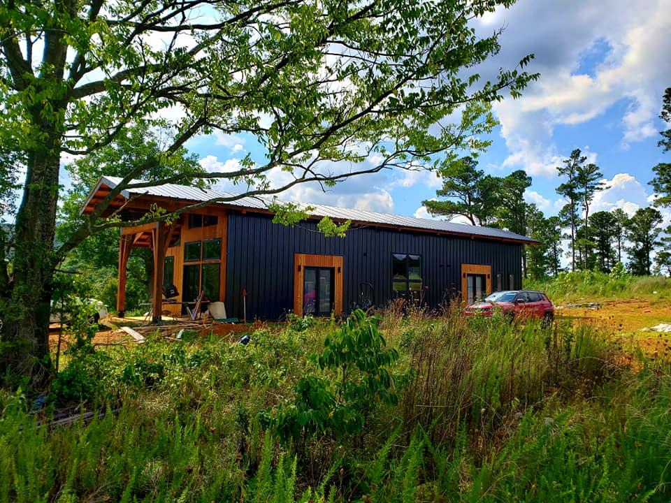 top places to build a barndominium Arkansas