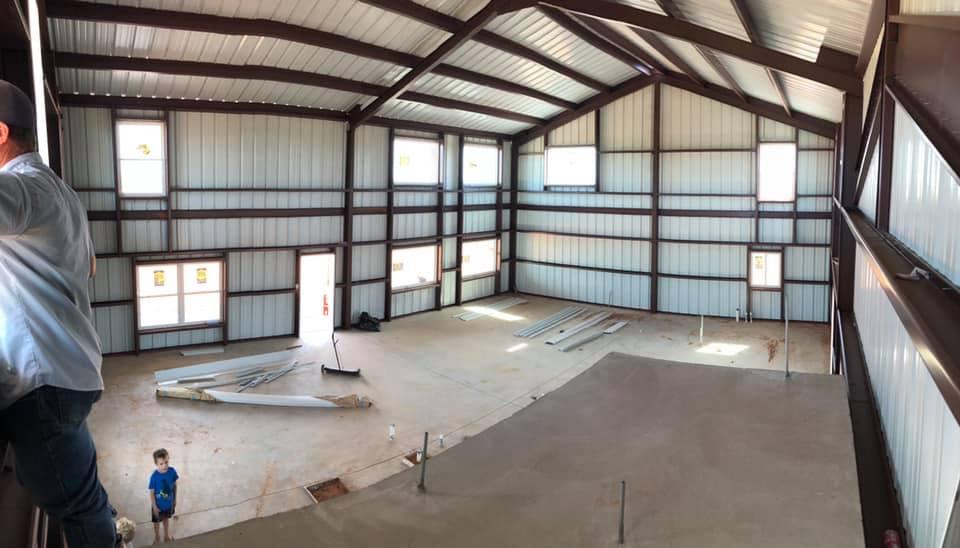 Shouse Open Floor Plans and Taller Ceilings
