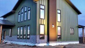 Mark Barnard's Saskatchewan Barndominium