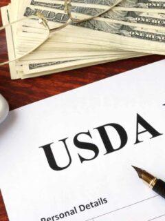 USDA Loan For Barndominium