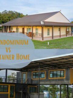 Barndominium vs Shipping Container Homes