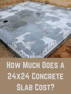 How Much Does a 24x24 Concrete Slab Cost?