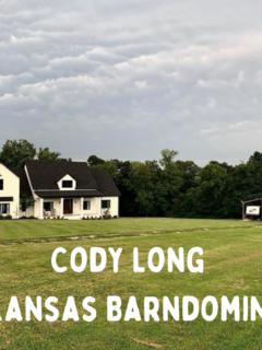 Cody Long Arkansas Barndominium