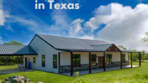 Morgan Mill House in Texas | 4-Bed, 2-Bath Beautiful Barndominium with a Cabin Feel